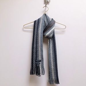 London fog wool scarf